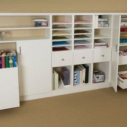 Photo Of Artistic Closets   Stuart, FL, United States. Craft Room Ideas!