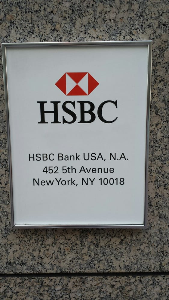 HSBC Bank - 11 Reviews - Banks & Credit Unions - 452 5th Ave ...