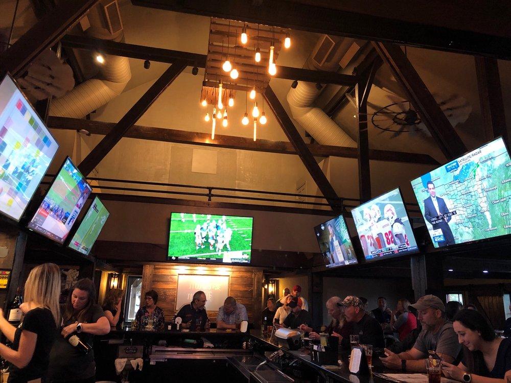 Brown Barn Tavern: 10700 Mayfield Rd, Chardon, OH