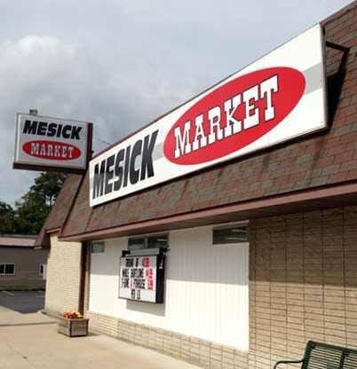 Photo of Mesick Market: Mesick, MI