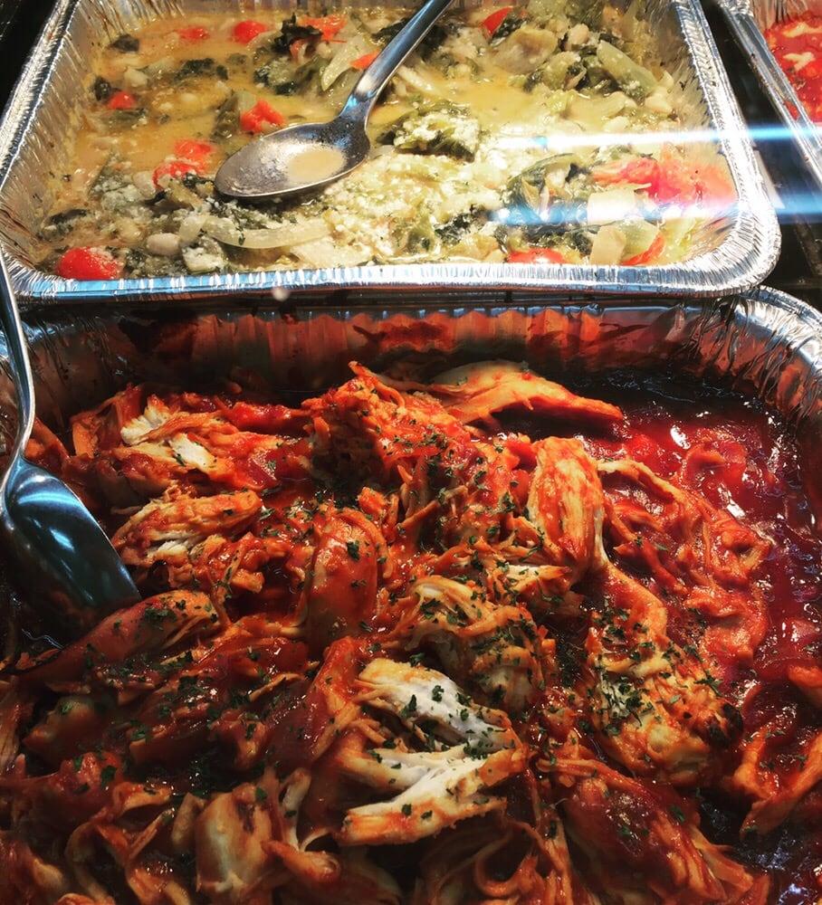 Lariccia S Italian Marketplace Restaurant