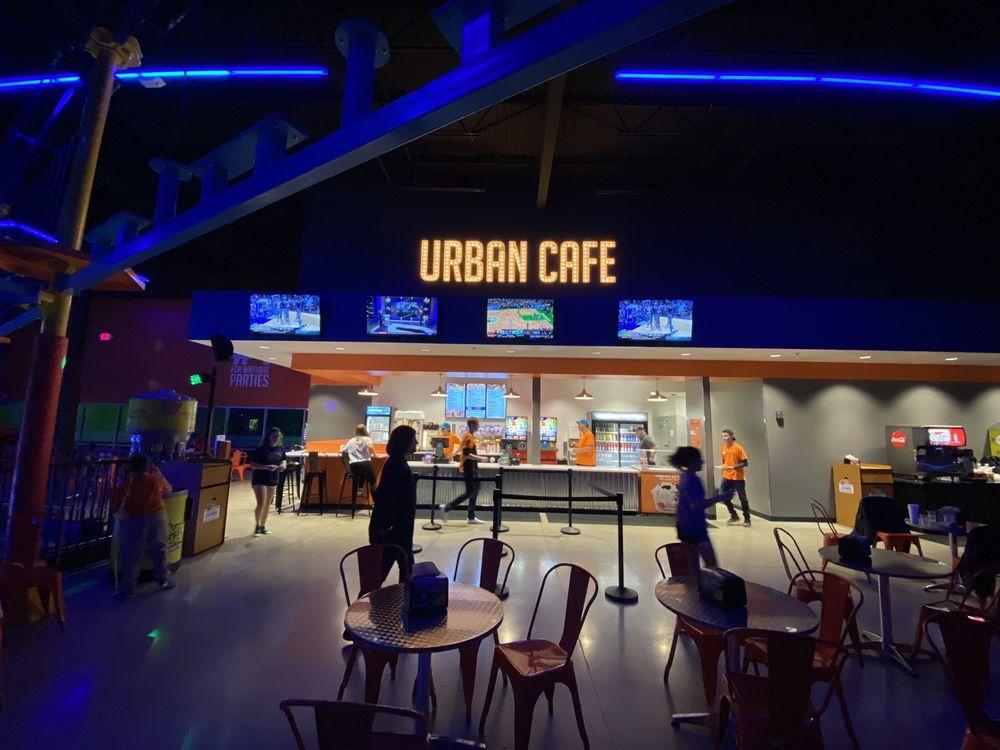 Urban Air Adventure Park - Akron: 160 Rothrock Lp, Copley, OH