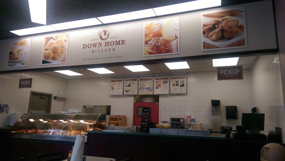 Down Home Kitchen: 5661 Quintette Rd, Pace, FL