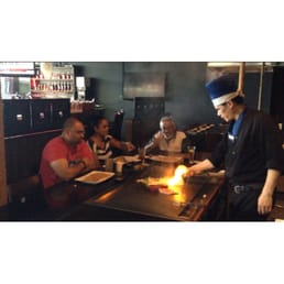 Mizu Hibachi & Sushi - New City, NY, United States. Such a  Wonderful Lunch break with my family!!!!