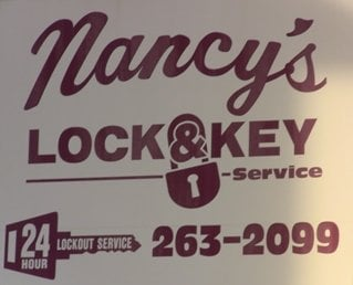 Nancy's Lock & Key: 569 South Fourth St, Chambersburg, PA