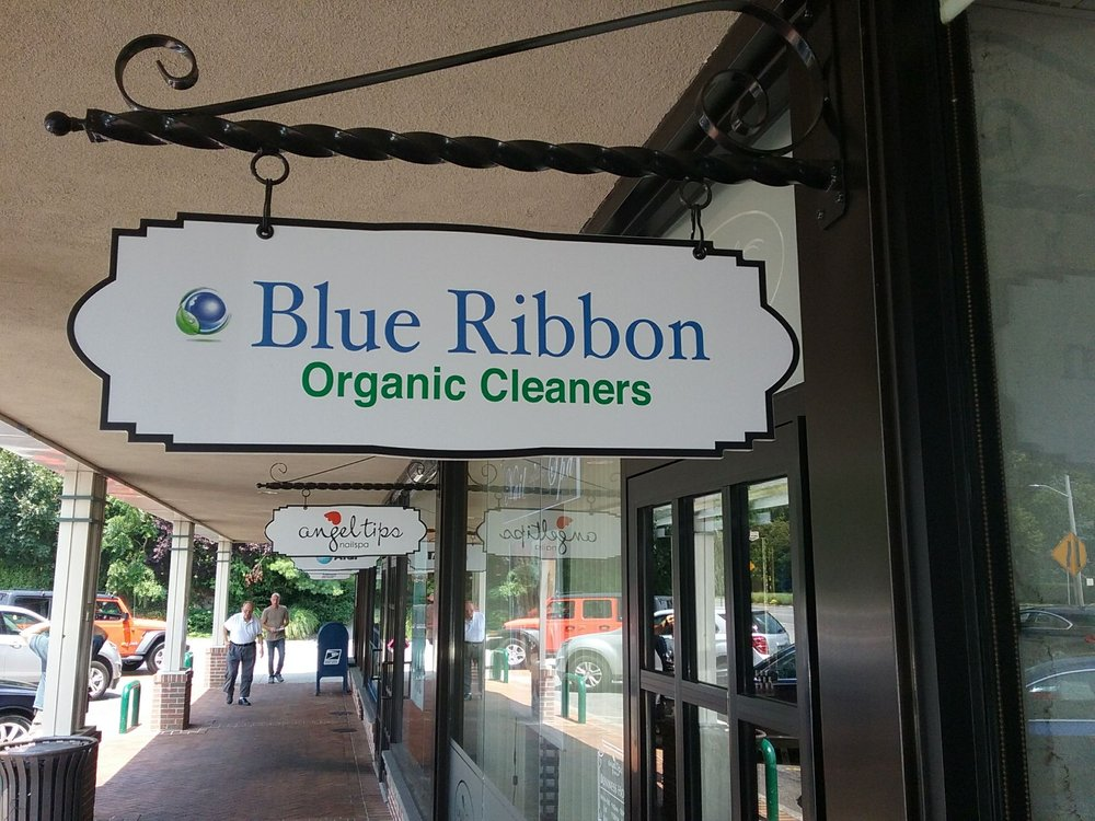 Blue Ribbon Cleaners: 1009 Oyster Bay Rd, East Norwich, NY