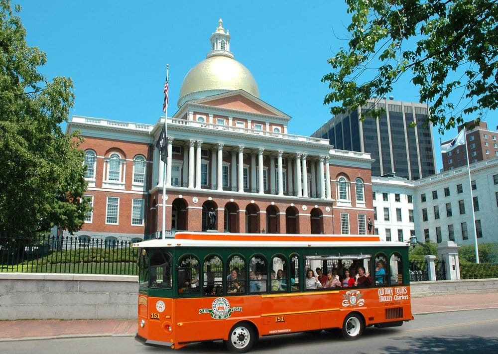 Boston Tours - Quick Links to More Info