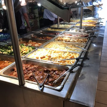 Traditional American Food On Canal Street