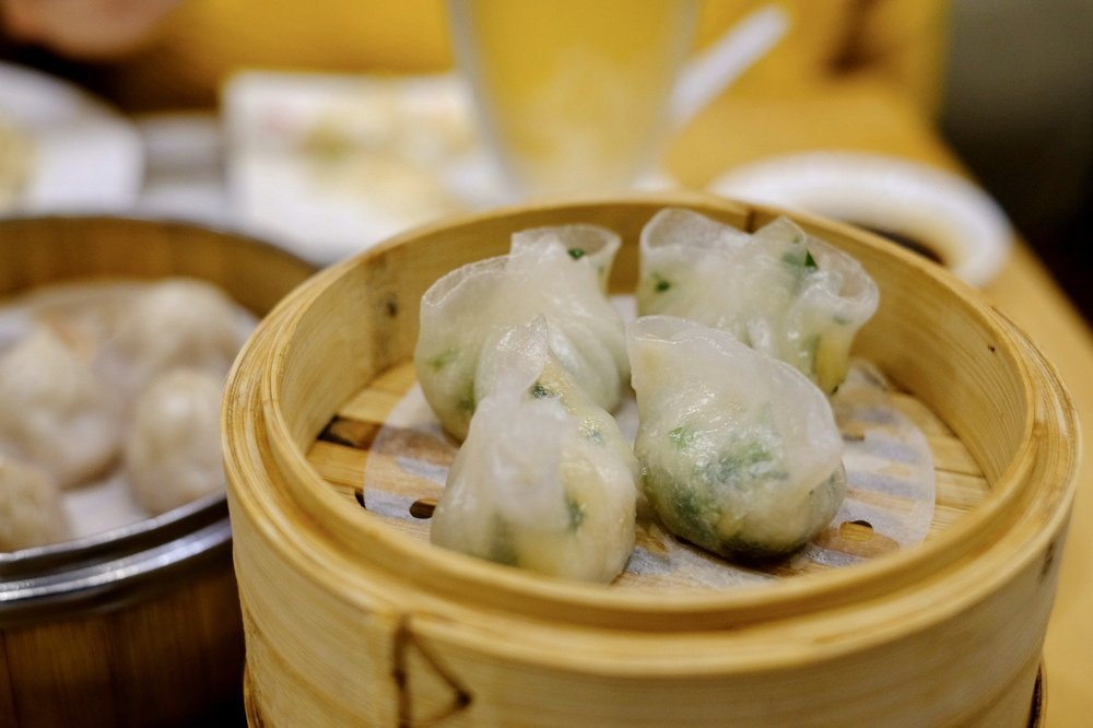 Red Ginger Dimsum And Tapas: 82 Patton Ave, Asheville, NC