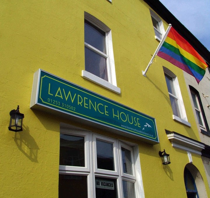 Lawrence House Hotel Blackpool