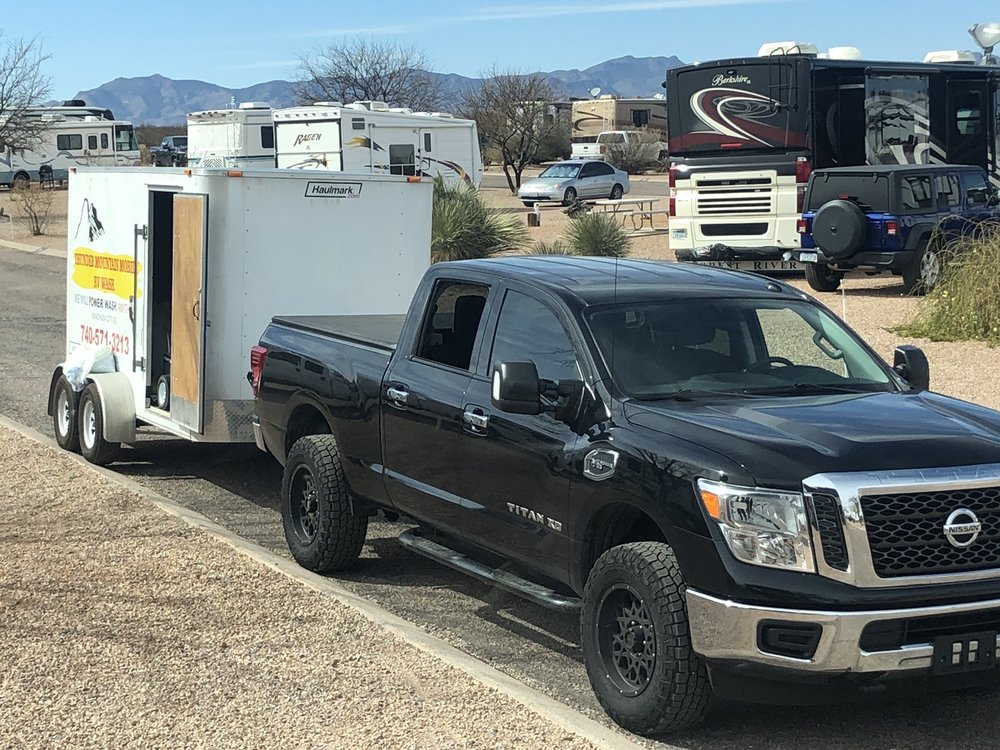 Thunder Mountain Mobile Power Wash Services: Huachuca City, AZ