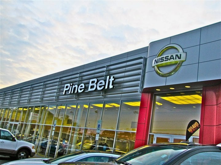 photos for pine belt nissan of keyport yelp. Black Bedroom Furniture Sets. Home Design Ideas