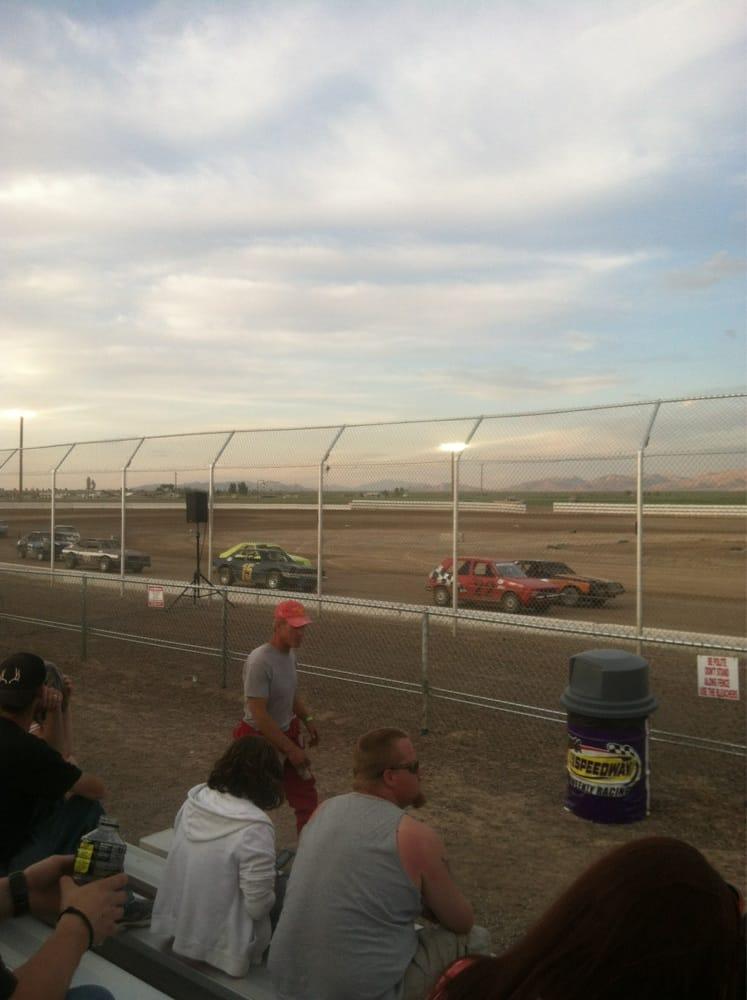 Millard County Raceway: 200 S Pinyon Ave, Delta, UT
