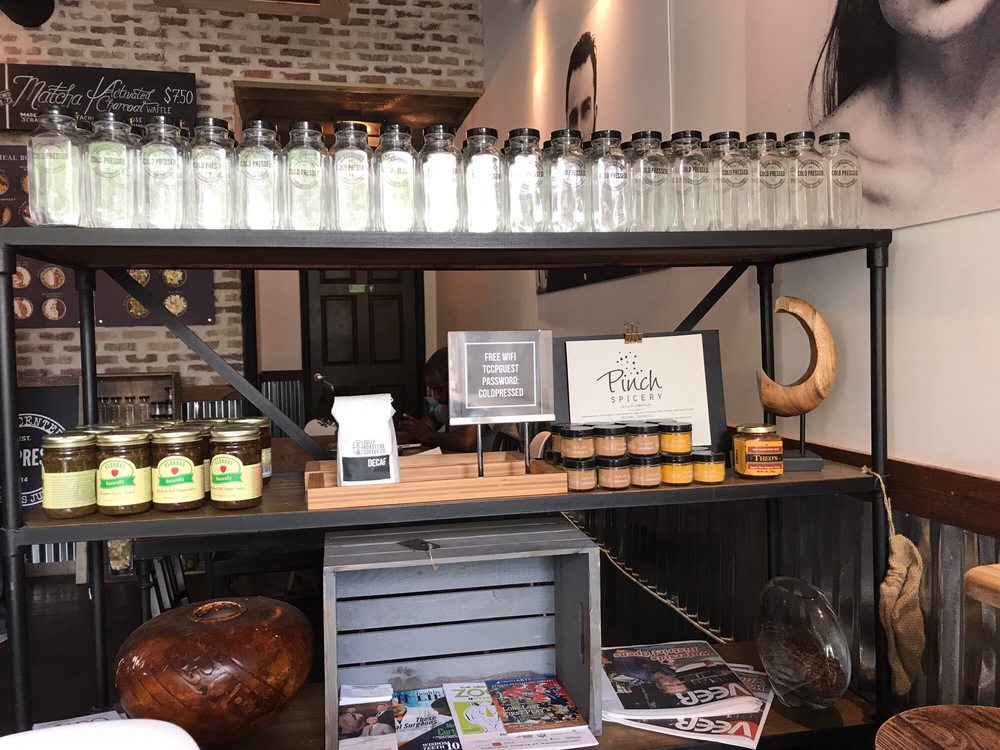 Town Center Cold Pressed - Norfolk: 1902 Colley Ave, Norfolk, VA