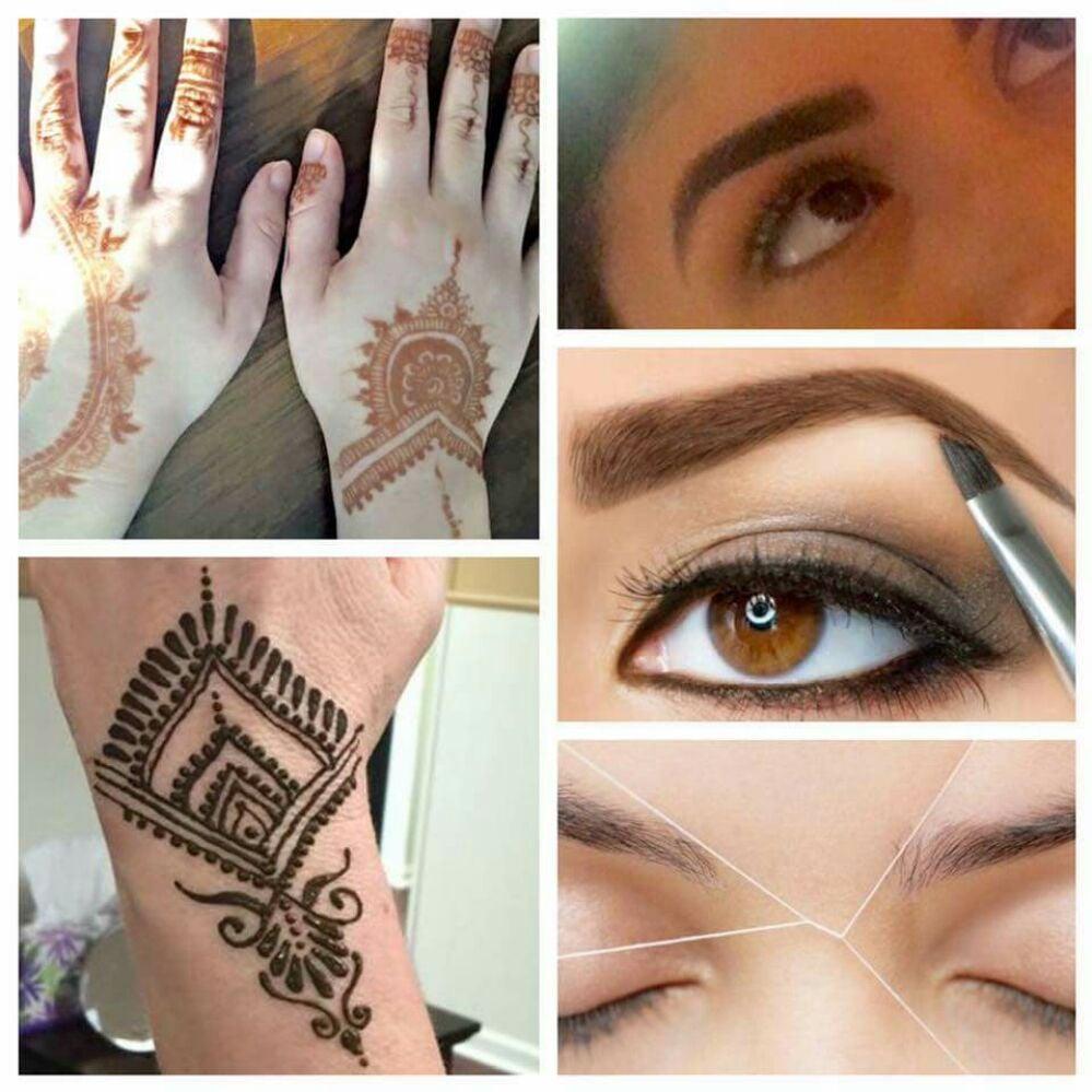 Shapes Brow Studio 13 Photos 14 Reviews Henna Artists 1125