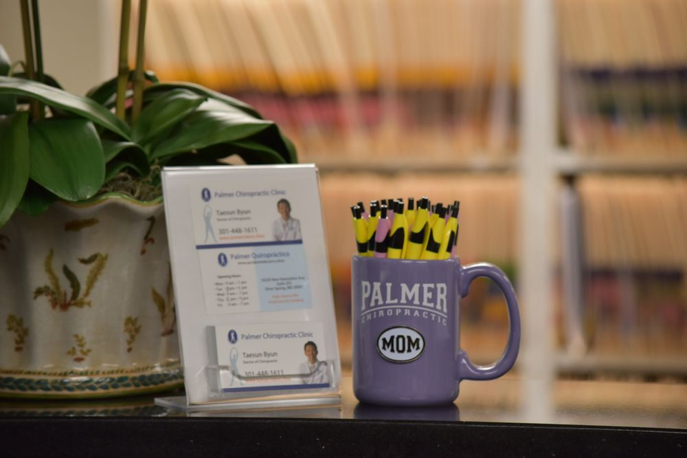 Palmer Chiropractic Clinic: 10230 New Hampshire Ave, Silver Spring, MD