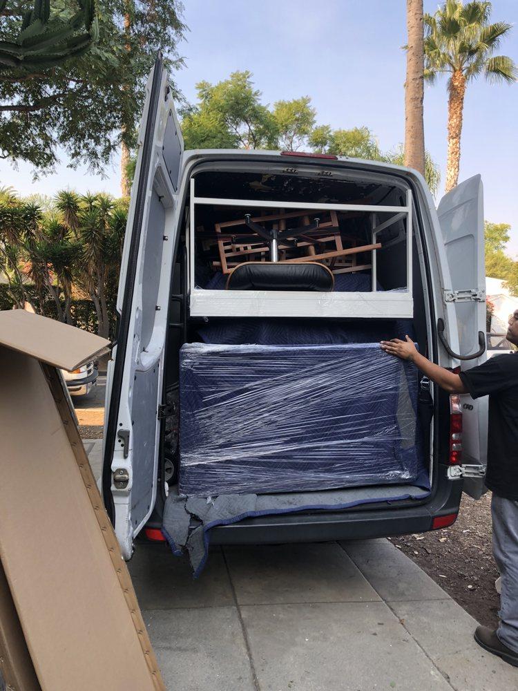 ACA moving company: Monrovia, CA