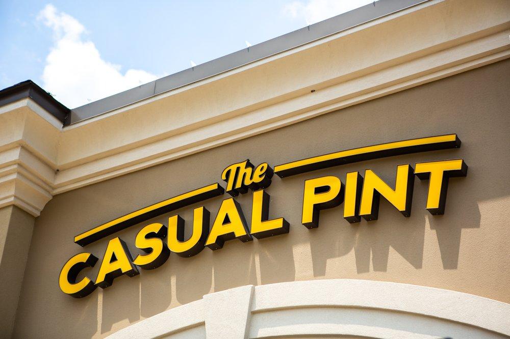 The Casual Pint - Virginia Beach