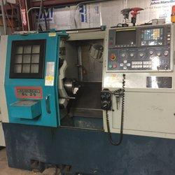 Paxton Engineering Robotics Machine Shops 4946 Watt Ave North