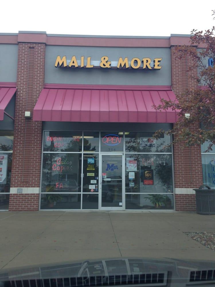 Mail & More: 714 Venture Dr, Morgantown, WV