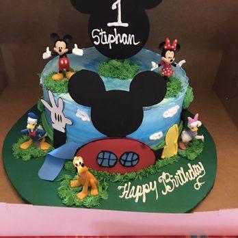 Birthday Cake Order Charlotte Nc