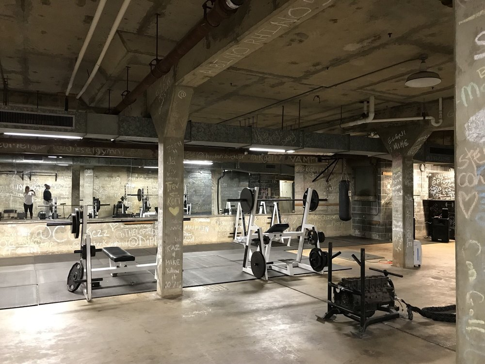 Warhouse Gym: 2920 St Lawrence Ave, Reading, PA
