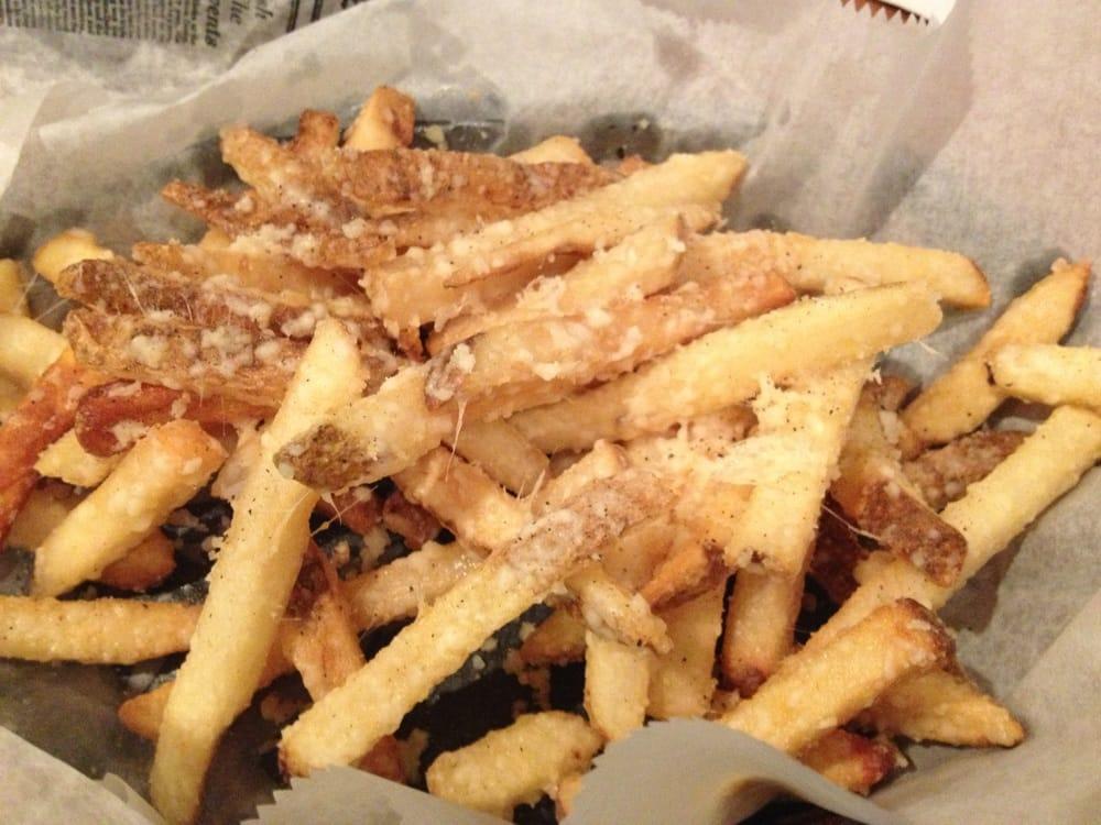 Garlic Parmesan Fries Change Lives Yelp