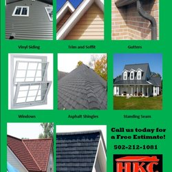 Hkc Roofing Amp Construction Roofing 5061 Poplar Level