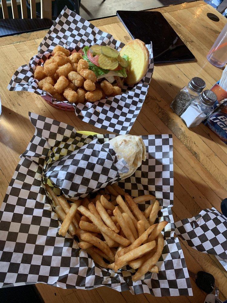 Outlaw Bar & Grill: 209 Hunter Ave, Mullan, ID