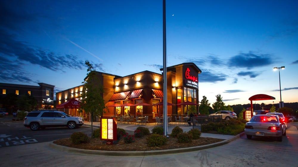 Little Rock Fast Food Restaurants