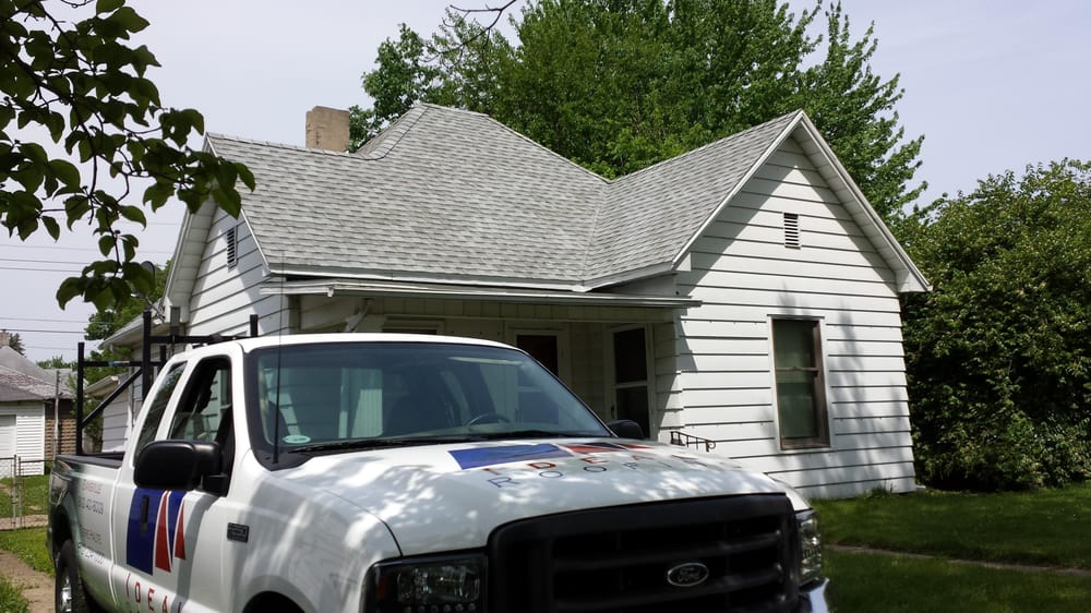 Ideal Roofing, Inc: 400 Wabash Ave, Terre Haute, IN
