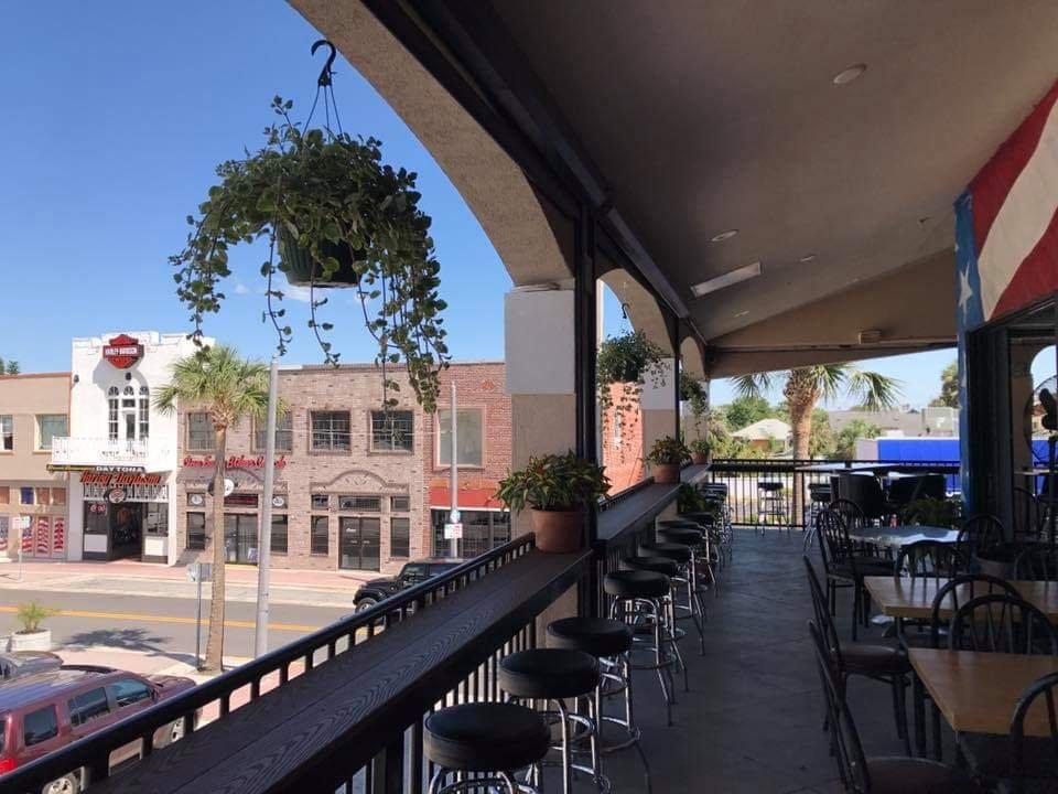 The Terrace on Main: 415 Main St, Daytona Beach, FL