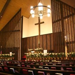 Grace United Methodist Church - Churches - 1245 Heights Blvd, The