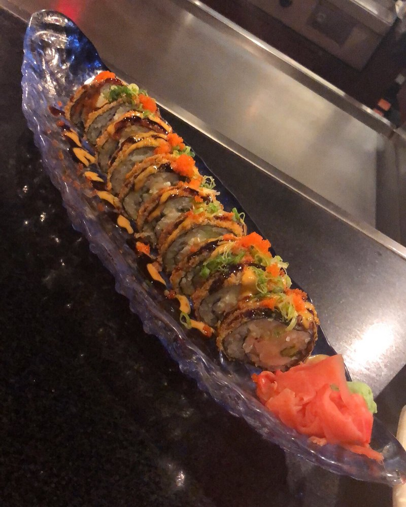 Fuji Sushi & Hibachi Steak House: 1705 W Mcgalliard Rd, Muncie, IN
