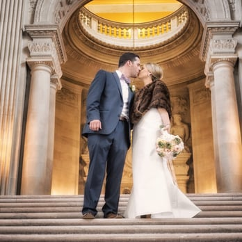 Photo Of City Hall Wedding Photographer San Francisco Ca United States Our