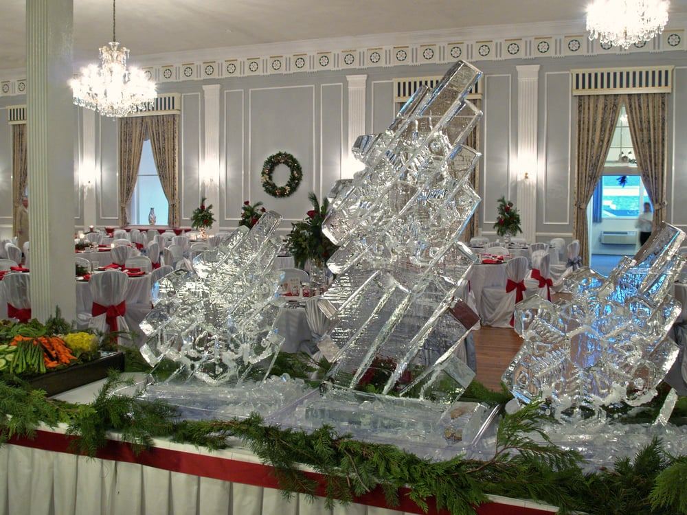 Wedding Ice Sculptures Make Your Wedding Reception Unique