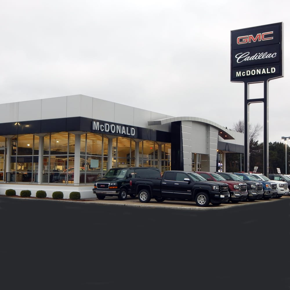 Mcdonald Chevrolet Buick Gmc In Taber: McDonald GMC Cadillac
