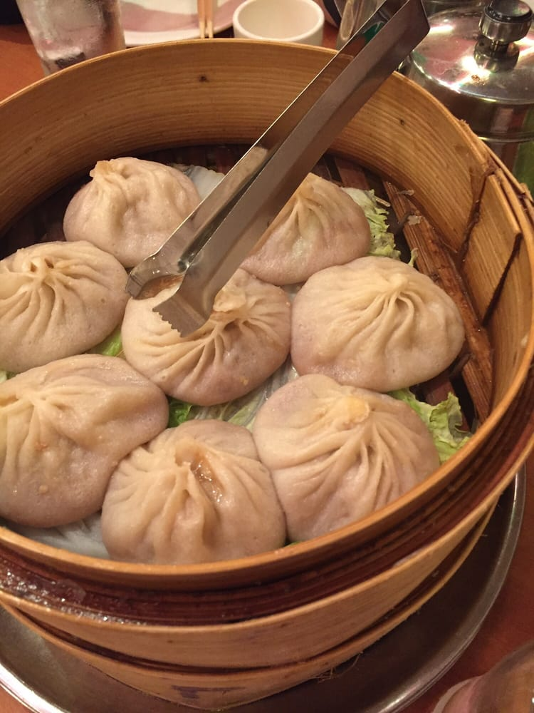 Soup Dumplings. Amazing