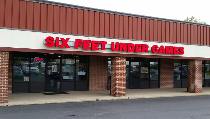 Six Feet Under Games