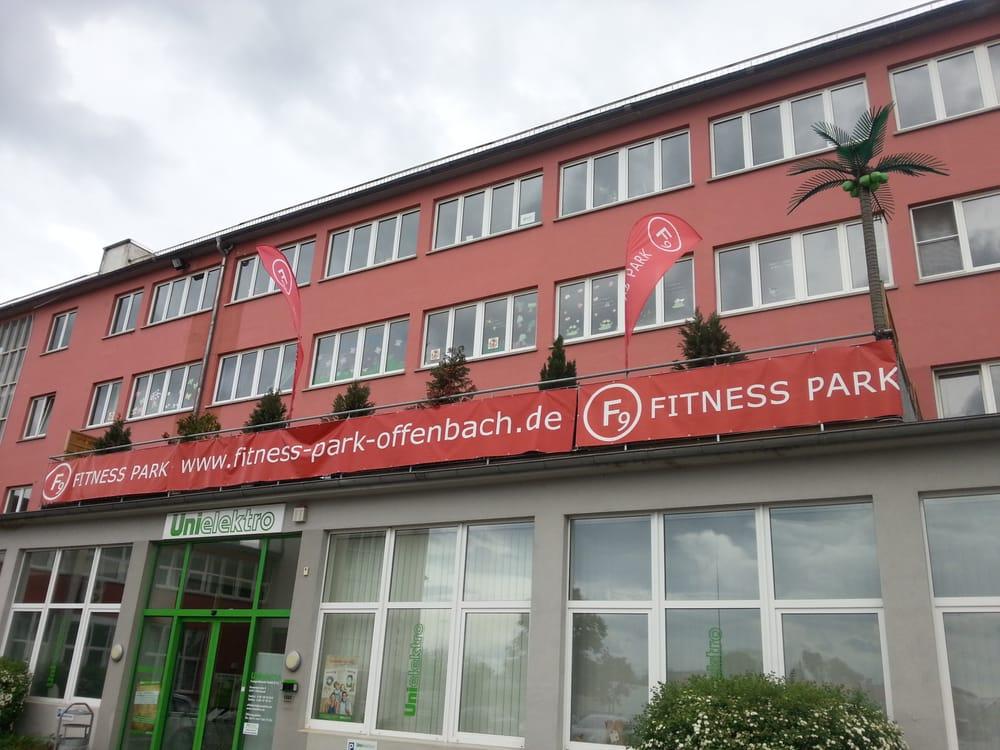 fitness park salles de sport rowentastr 2 offenbach hessen allemagne num ro de. Black Bedroom Furniture Sets. Home Design Ideas