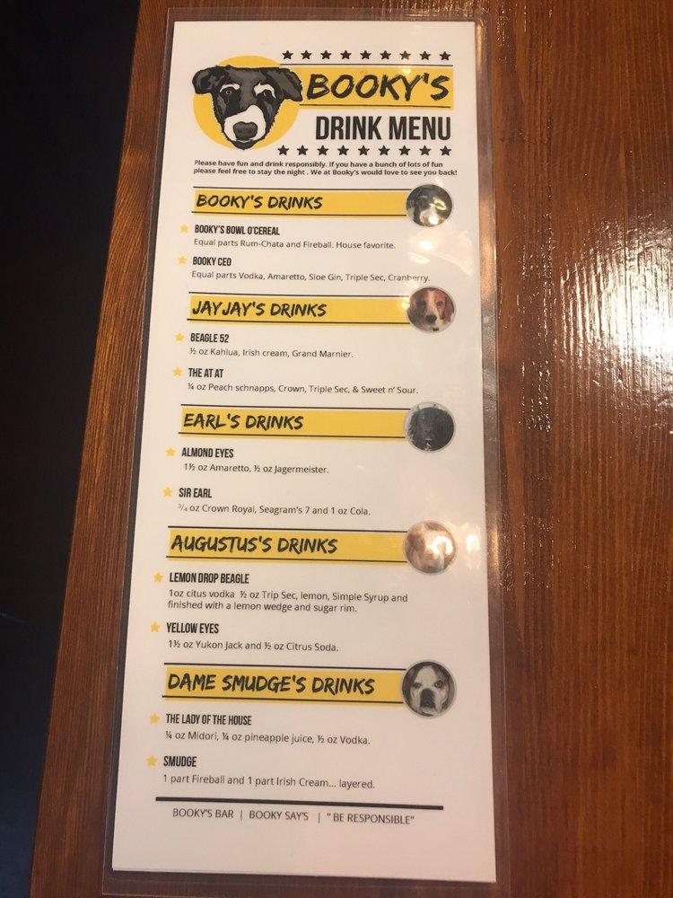 Bookys Bar