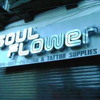 Estudio Tatuajes Nomadas Guadalajara soulflower - tatuajes - av hidalgo 811, guadalajara, jalisco