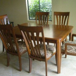 Photo Of Fineline Furniture Finishing   Cathedral City, CA, United States.  Refinish Your ...