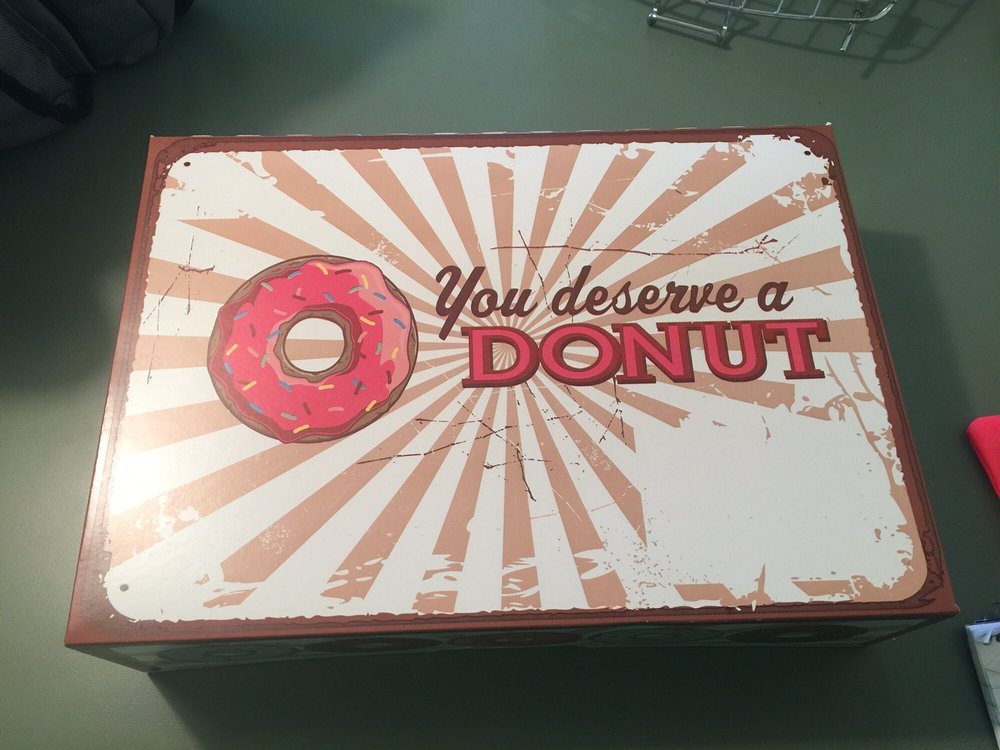 King Donuts: 109 S Mississippi Ave, Ada, OK