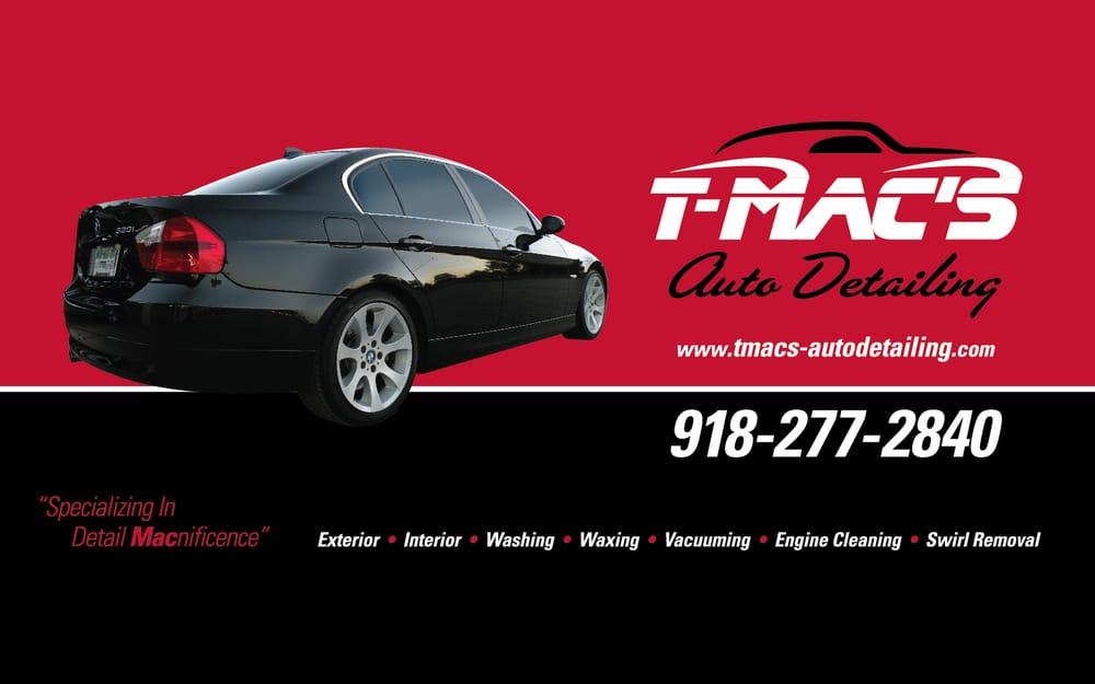 T-Mac's Auto Detailing