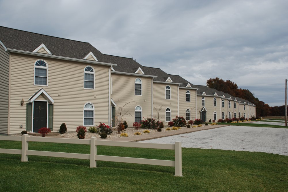 Oak Terrace Resort and Spa: 100 Beyers Lake Rd, Pana, IL