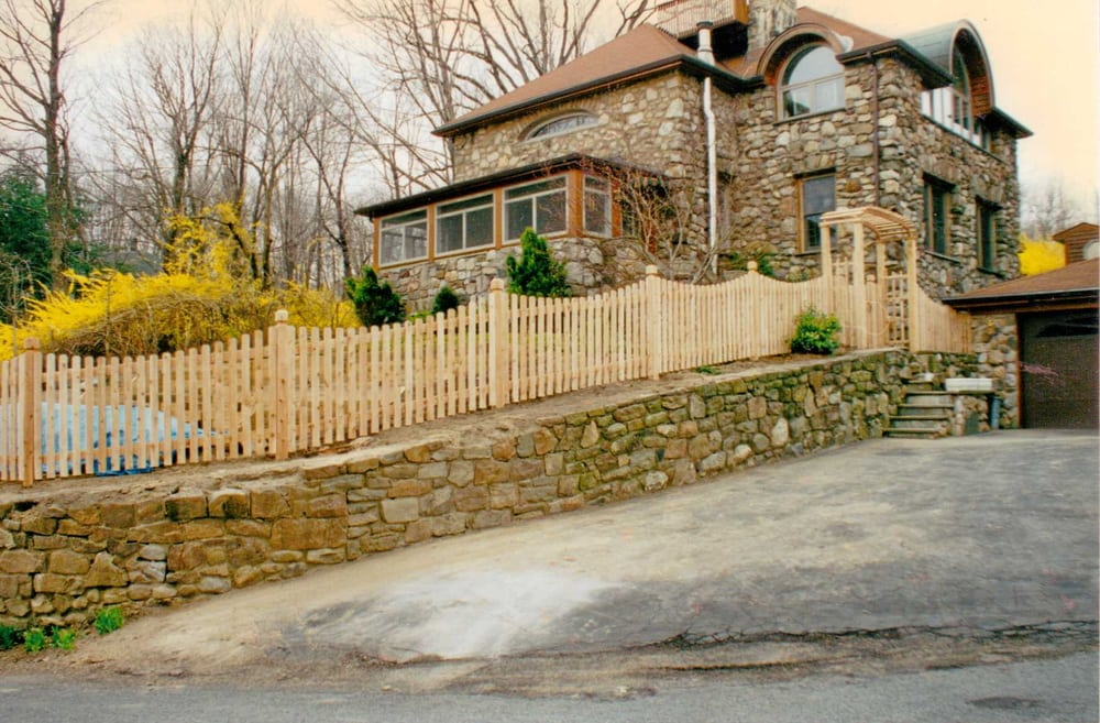 Protection Fence: 1477 State Route 17M, Chester, NY