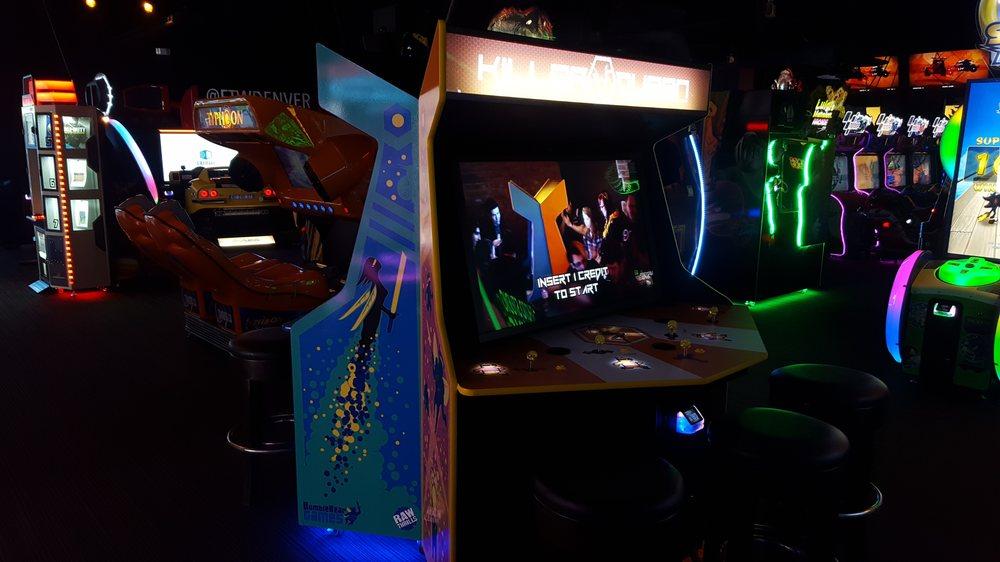 Killer Queen, rare arcade 8 player team game. - Yelp