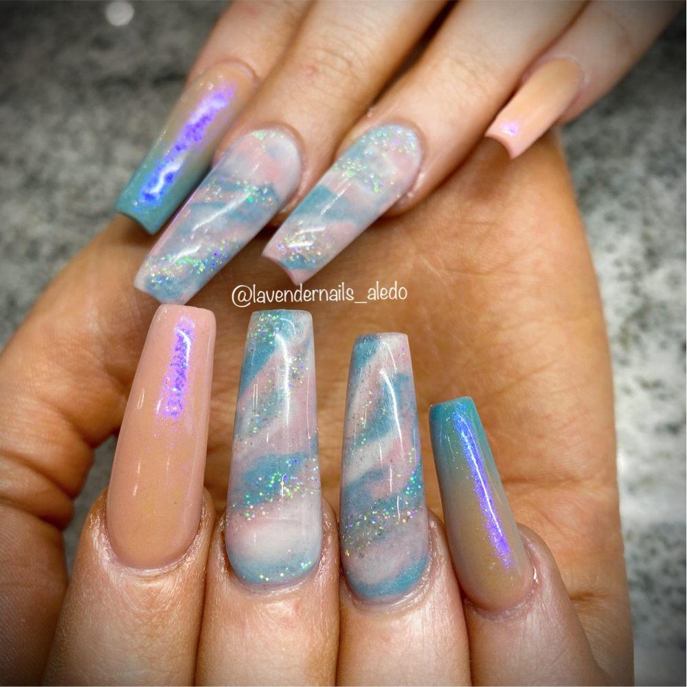 Lavender Nail Spa: 709 N Fm 1187, Aledo, TX
