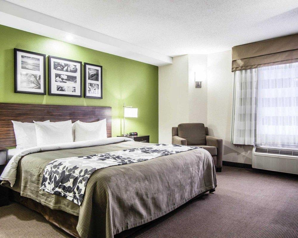 Sleep Inn: 1002 Monterey Drive, Aiken, SC